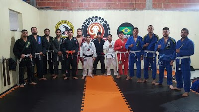 GARAGE MAMUTE BJJMG TEAM